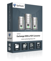 SysTools Exchange EDB to PDF Converter – Special Coupon