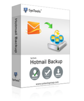 SysTools Hotmail Backup Coupon Code