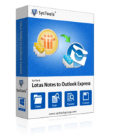 SysTools Lotus Notes to Outlook Express – Unique Coupons