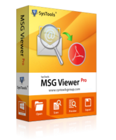 SysTools MSG Viewer Pro Coupon