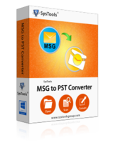 SysTools MSG to PST Converter – Exclusive Coupon