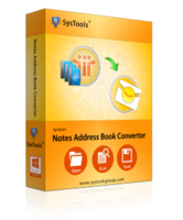 SysTools Notes Address Book Converter Coupon