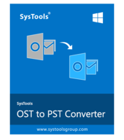 SysTools OST Recovery – Unique Discount