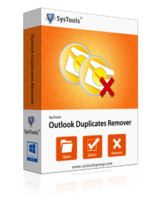 Unique SysTools Outlook Duplicates Remover Coupons