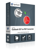 SysTools SysTools Outlook OST to PDF Converter Coupon Sale