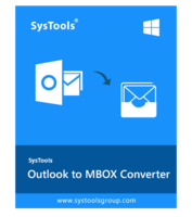 Amazing SysTools Outlook to MBOX Converter Coupon Code