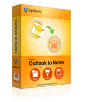 SysTools Outlook to Notes Coupon