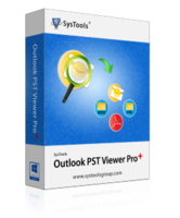 SysTools PST Viewer Pro Plus Coupon Sale