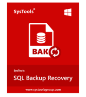 SysTools SQL Backup Recovery Coupon Code