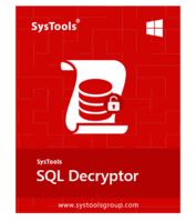 SysTools SQL Decryptor Coupon