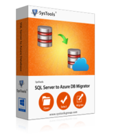 SysTools SQL Server to Azure DB Migrator Coupon