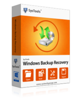 SysTools Windows Backup Recovery Coupon