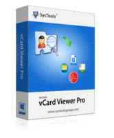Unique SysTools vCard Viewer Pro Coupon Discount