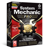 iolo technologies – System Mechanic Professional Coupons