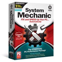 iolo technologies System Mechanic Coupon