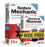 System Mechanic + Search and Recover Bundle Coupon