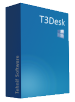15% T3Desk 2014 Pro+ (plus free upgrade to 2015 version) Coupon