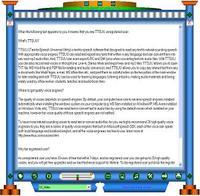 TTSUU – Text to Speech Universal Utility Coupon