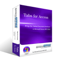 Tabs for Access Coupon Code – 25% OFF