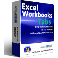 Tabs for Excel Coupon Code – 25%