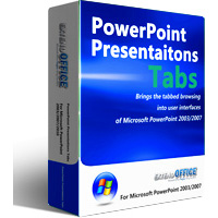 25% OFF Tabs for PowerPoint Coupon Code