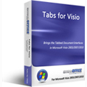 Tabs for Visio Coupon – 25%