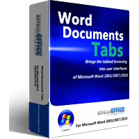 20% Off Tabs for Word Coupon