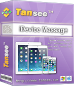 Tansee Tansee iOS Message Transfer (Windows  version) – 1 year license Coupon Sale