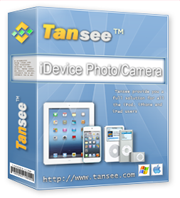 Tansee iPhone/iPad/iPod Photo&Camera Transfer Coupon Code – 25% Off