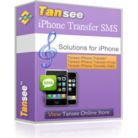 Tansee iPhone/iPad/iPod SMS&MMS&iMessage Transfer For Mac Coupon – 25% Off