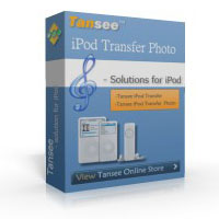 Tansee iPod Transfer Photo Coupon Code – 25% Off