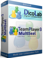 DicoLab BV .TeamPlayer3-MultiSeat Coupon Code