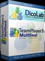 DicoLab BV .TeamPlayer3-MultiSeat Coupon Code