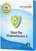 East-Tec – Test – East-Tec DisposeSecure 5 Coupons