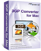 Tipard Tipard 3GP Converter for Mac Coupon