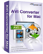 15% Tipard AVI Converter for Mac Sale Coupon