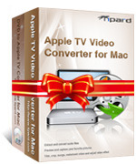 Tipard Apple TV Converter Suite for Mac Coupon 15% OFF