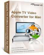 Tipard Apple TV Video Converter for Mac – Exclusive 15% Coupon