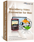 Tipard BlackBerry Video Converter for Mac – 15% Sale