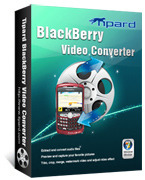 Tipard BlackBerry Video Converter – Exclusive 15% off Coupons