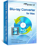 Tipard Blu-ray Converter for Mac – Exclusive 15% Coupons