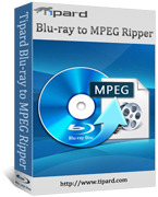 Tipard Blu-ray to MPEG Ripper – 15% Off