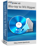 Tipard Blu-ray to Wii Ripper – 15% Discount
