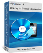Tipard Blu-ray to iPhone 4 Converter Coupons