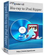 Tipard Blu-ray to iPod Ripper – Exclusive 15 Off Coupon