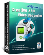 Tipard Creative Zen Video Converter Coupon Code