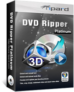 15% Off Tipard DVD Ripper Platinum Coupon Sale