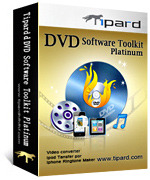 Tipard DVD Software Toolkit Platinum – Exclusive 15 Off Coupons