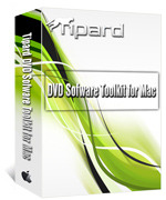 Instant 15% Tipard DVD Software Toolkit for Mac Coupon Code