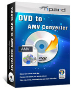 Tipard DVD to AMV Converter – 15% Off
